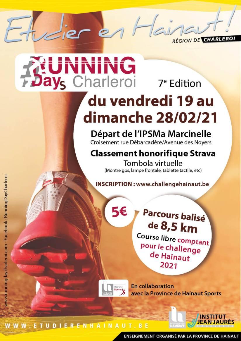Running Days 21